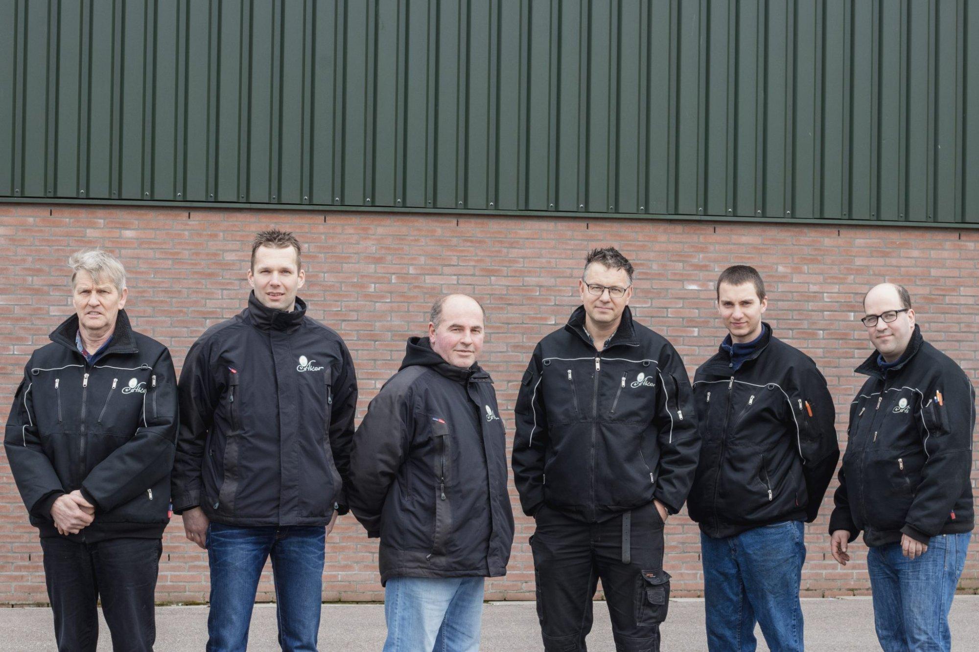 Команда склада
