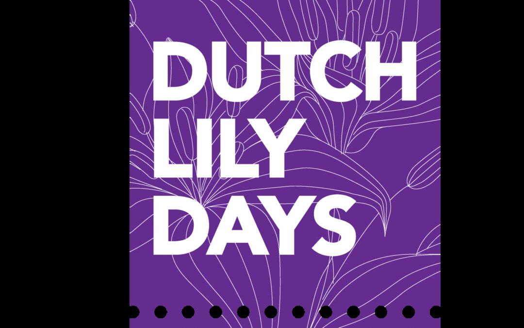 Dutch Lily Days 2020