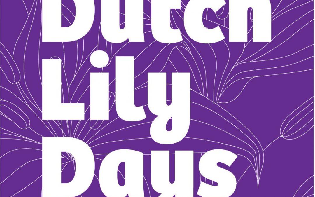 Dutch lily Days 2021